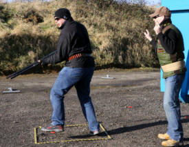 Shotgun practical shoot essex